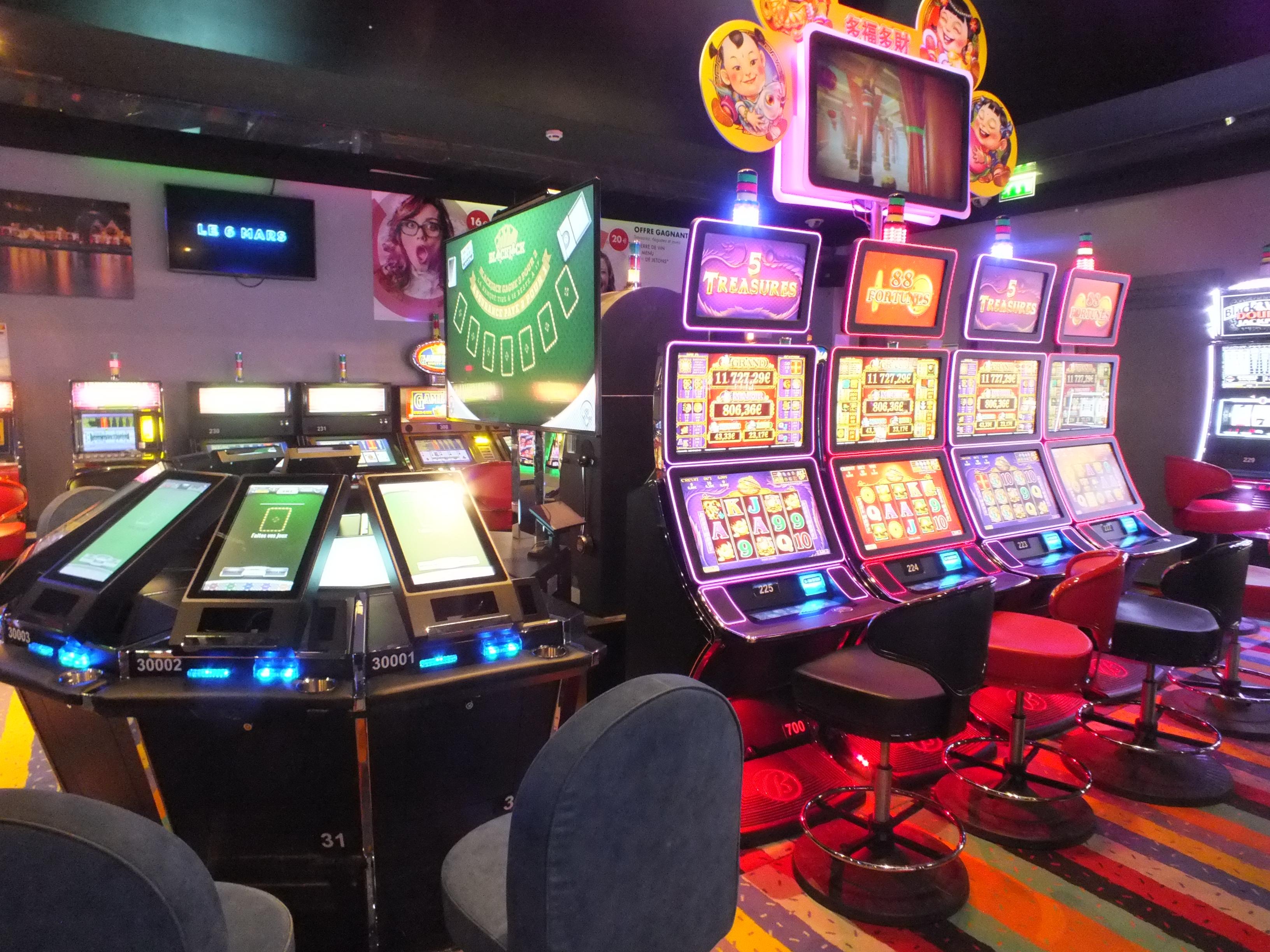 d casino jobs